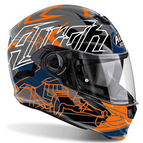 racepoint.ch_FULL FACE STORM BIONIKLE ORANGE1