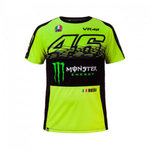 VR46 T-SHIRT monster