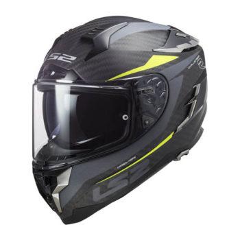 racepoint-ls2-integralhelm-ff327-challenger-drone-carbon-matt-yellow