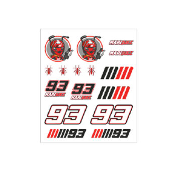 MARC MARQUEZ NEW MEDIUM STICKERS