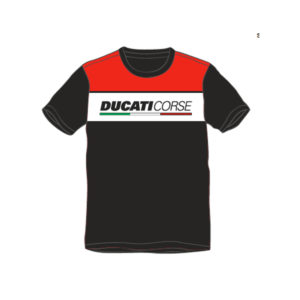 DUCATI CORSE T-SHIRT INSERTED