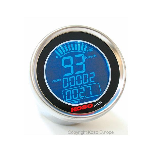 Ducati   Race Tachometer