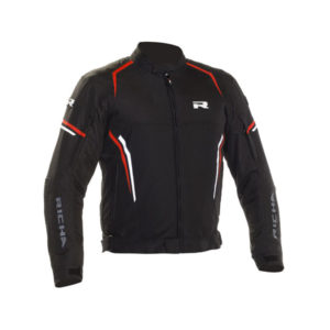racepoint_ Richa Textil Motorradjacke Gotham 2 rot