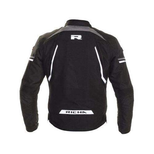 racepoint_Richa Textil Motorradjacke Gotham 2 schwarz