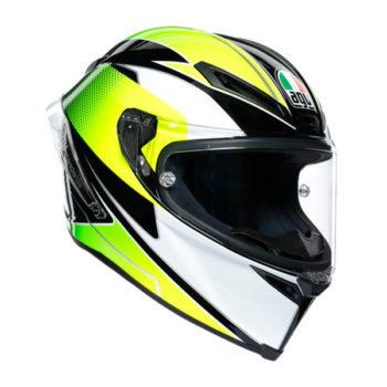 racepoint_AGV_Integralhelm_Corsa R_Supersport_schwarz-weiss-grün