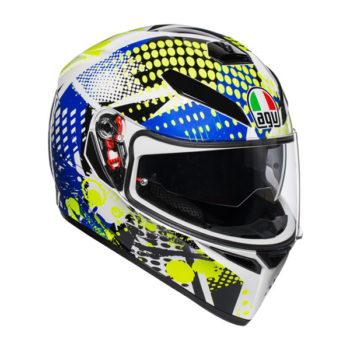 racepoint_AGV_Integralhelm_K-3_SV_Pop_weiss-blau-gelb