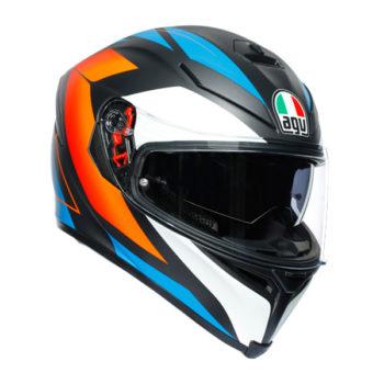 racepoint_AGV_Integralhelm_K-5 S_Core_schwarz-blau-orange
