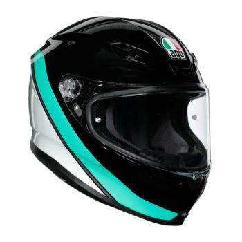 racepoint_AGV_Integralhelm_K-6_Minimal_schwarz-weiss-blau