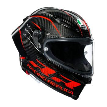 racepoint_AGV_Integralhelm_Pista GP RR ECE DOT_Multi Performance_Carbon Red