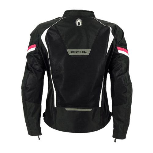racepoint_Airbender Lady Richa Textil Damenjacke pink1