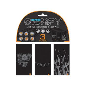 racepoint_Comfy HD Graphics 3-Pack_schlauch und kopfhaube