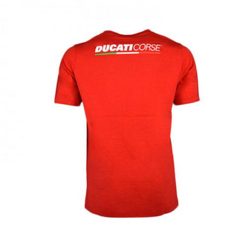 racepoint_DUCATI CORSE BIG LOGO T-SHIRT h1