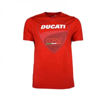 racepoint_DUCATI CORSE BIG LOGO T-SHIRT v1