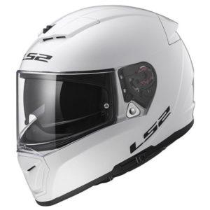 racepoint_FF390 Breaker Solid ls2 weiss