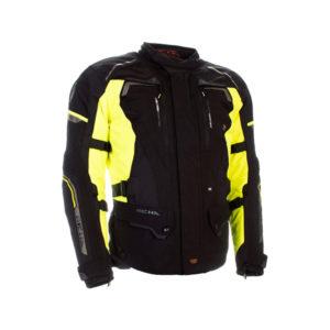 racepoint_Infinity 2_Richa Textil_Motorrad_Herrenjacke gelb