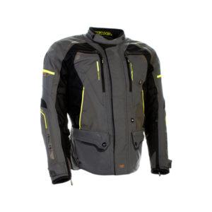 racepoint_Infinity 2_Richa Textil_Motorrad_Herrenjacke titan gun