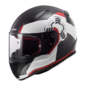 racepoint_LS2 Integralhelm_Rapid 353 Ghost red