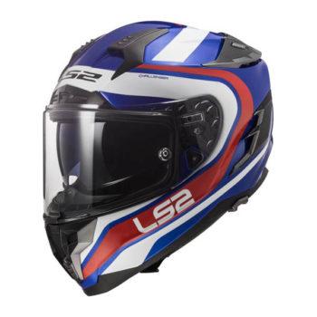 racepoint_LS2_Motorradhelm_FF327 Challenger Fusion blau