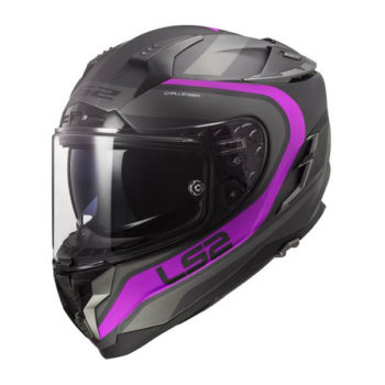 racepoint_LS2_Motorradhelm_FF327 Challenger Fusion_matt titan pink