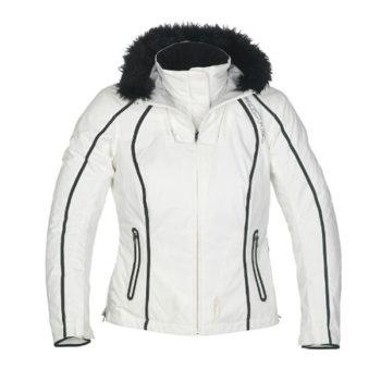 racepoint_Line Jacket Richa Textil Damenjacke weiss