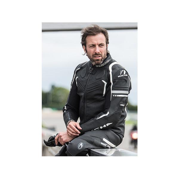 racepoint_Misano richa leder Herrenjacke