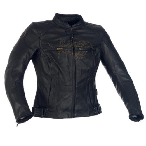 racepoint_Montannah Jacket Ladies Richa Leder Damenjacke schwarz