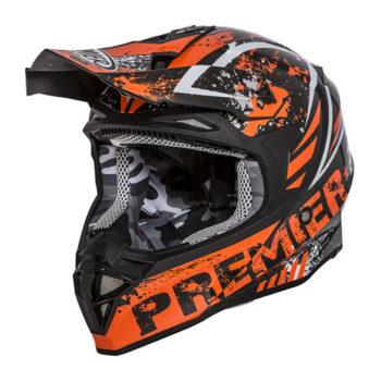 racepoint_Premier Exige Crosshelm_Motorradhelm_KTM ORANGE ZX 3