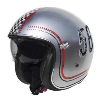 racepoint_Premier Vintage_Motorradhelme_fl SILVER CHR