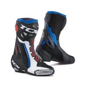 racepoint_RT-Race Pro Air_TCX_Motorradstiefel_Racing Stiefel blau
