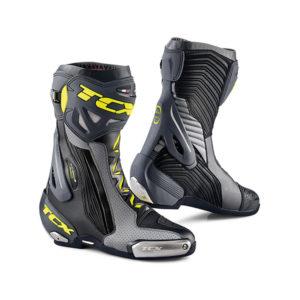 racepoint_RT-Race Pro Air_TCX_Motorradstiefel_Racing Stiefel grau