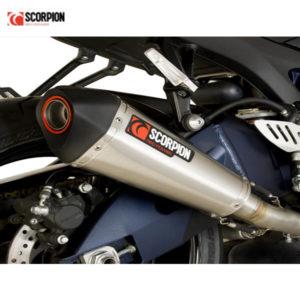 racepoint_SUZUKI GSX-R 600 JG 08-10 Auspuff homologiert Red Power TITAN