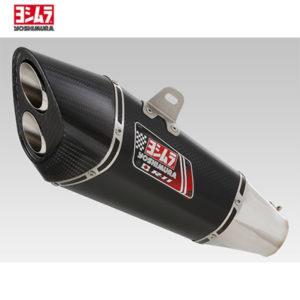 racepoint_SUZUKI GSX-R 600 JG 11-16 Schalldämpfer Yoshimura R11 Black Magic