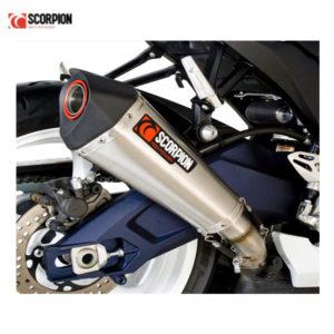 racepoint_SUZUKI GSX-R 750 11-16 Auspuff homologiert Red Power TITAN