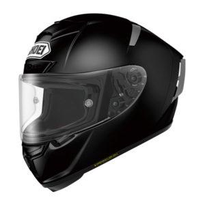 racepoint_Shoei X-Spirit III schwarz_Motorradhelm