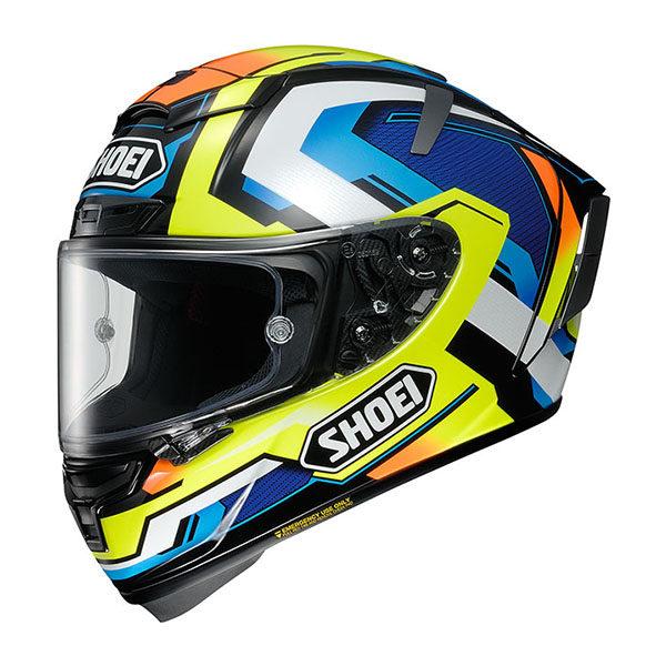 racepoint_Shoei X-Spirit III_Brink TC-10 blau-fluo gelb-silber_Motorradhelm