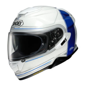 racepoint_Shoei_GT-Air II Crossbar TC-2 weiss-blau