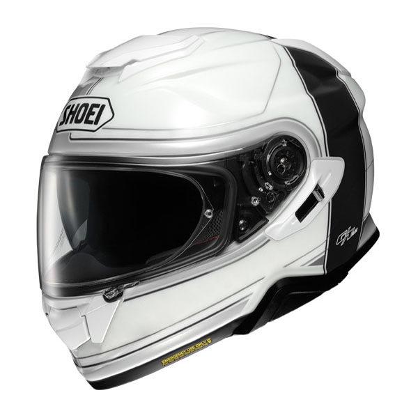 racepoint_Shoei_Motorradhelm_GT-Air II Crossbar TC-6 weiss-schwarz