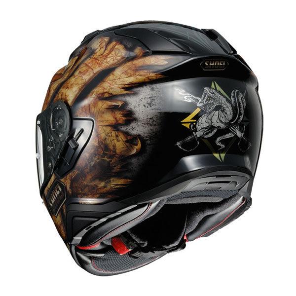racepoint_Shoei_Motorradhelm_GT-Air II Deviation TC-9_schwarz-gold-silber 2