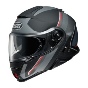 racepoint_Shoei_Motorradhelm_Klapphelm_Neotec II Excursion TC-5 grau matt-schwarz