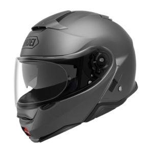 racepoint_Shoei_Motorradhelm_Klapphelm_Neotec II Uni grau matt