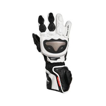 racepoint_X-Pro Richa Handschuh Racing weiss 1