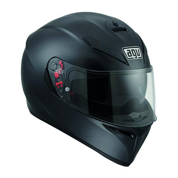 racepoint_agv motorradhelm k_3 sv solid black matt integralhelm plk