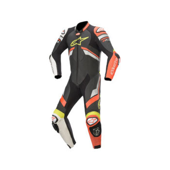 racepoint_alpinestars_gp_plus_v3_motorrad_lederkombi_black_red fluo_white