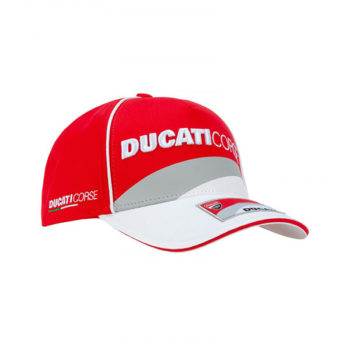 racepoint_ducati_corse_cap stripes