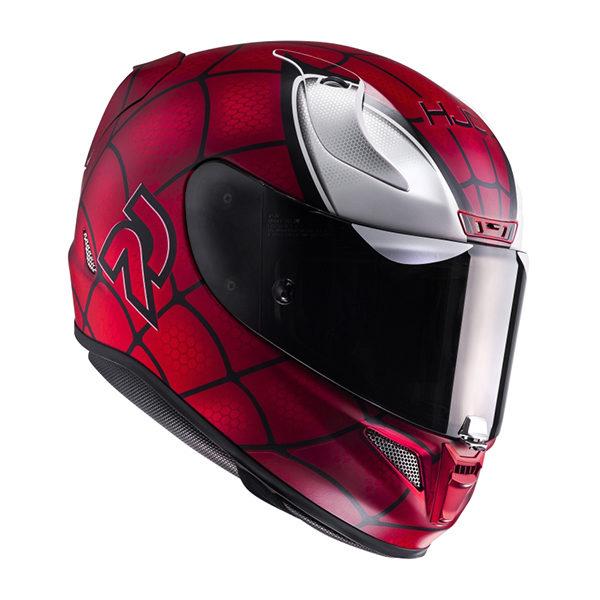 racepoint_hjc_integralhelm_rpha11_spiderman mc-1sf