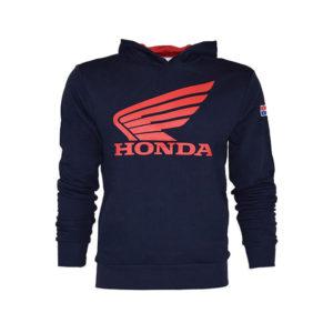 racepoint_honda hrc hoody blau
