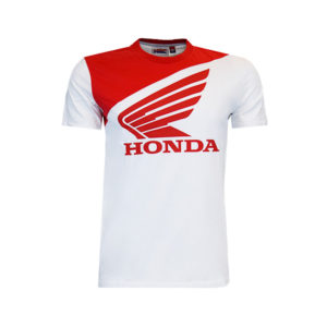 racepoint_honda hrc t-shirt weiss