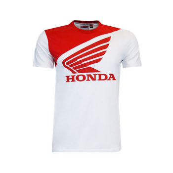 racepoint_honda hrc t-shirt weiss