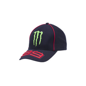 racepoint_jorge lorenzo monster baseball cap