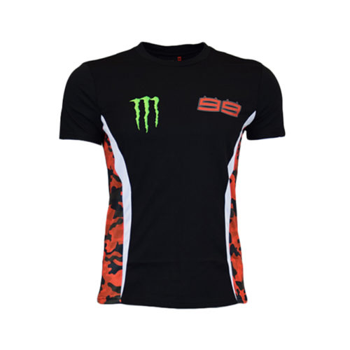 racepoint_jorge lorenzo t-shirt monster camo black